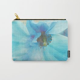 Blue Himalayan Poppies Carry-All Pouch