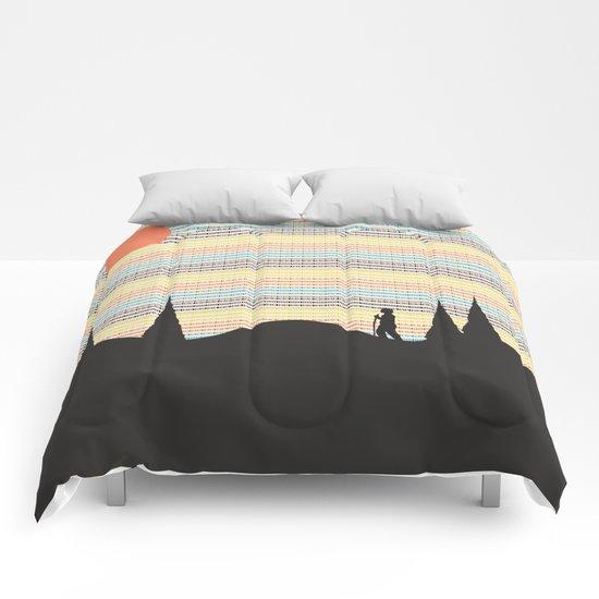 Finding Oneself Comforters