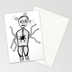 Spider Heart Stationery Cards