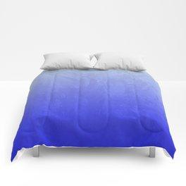Blue Ice Glow Comforters