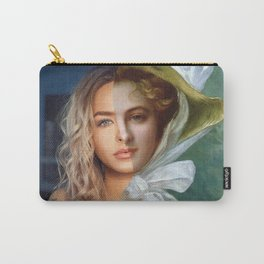 What's Yours Will Always Be Yours Carry-All Pouch