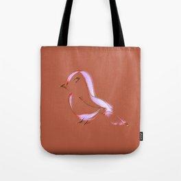 Little Dickie Bird Tote Bag