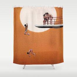 cowabunga Shower Curtain