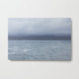 Tasman Sea Metal Print