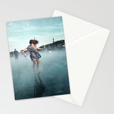 Danse de la pluie IV Stationery Cards