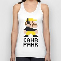 pittsburgh Tank Tops featuring Pittsburgh Power by John Trivelli