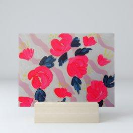 First Bloom Mini Art Print