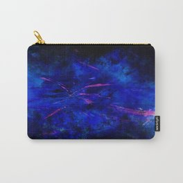Magenta Storm Carry-All Pouch