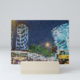 Knitted Orchard-Scotts Mini Art Print