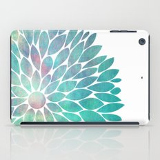 Watercolor Flower iPad Case