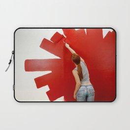 Redhead Laptop Sleeve