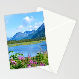 God's Country - II Stationery Cards
