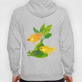 Fresh water fish and plants 2 Hoody