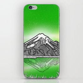 Mount Taranaki New Zealand iPhone Skin