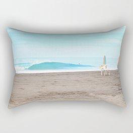 Overexposed Rectangular Pillow