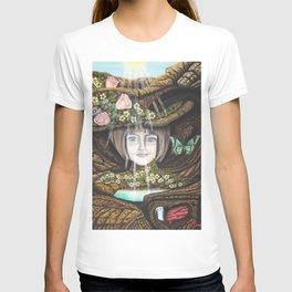 La source de l'amour T-shirt