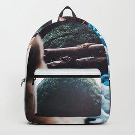 Colours & dreams, Japan, Hokkaido. Backpack