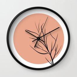 Japan minimal Wall Clock