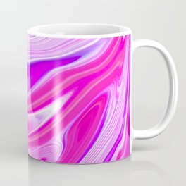 Colorful twisted pattern Coffee Mug