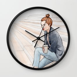 BnF - BFM* Wall Clock