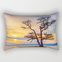 Baikal pine Rectangular Pillow