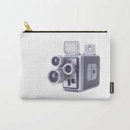 Vintage Camera 16mm Carry-All Pouch