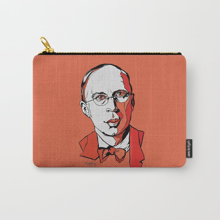 Sergei Prokovief by Arty Margit Carry-All Pouch
