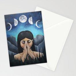Rhythmic Bodies Stationery Cards