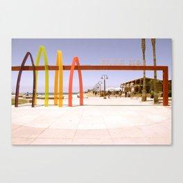 Imperial Beach Canvas Print