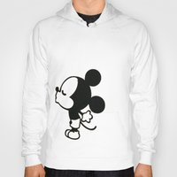 mickey Hoodies featuring mickey by ABTD