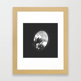 Nature's Reflection Framed Art Print