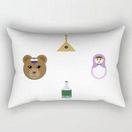 Russia pattern Rectangular Pillow