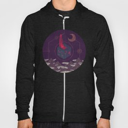It Appeared in the Night Sky, and It Made the Wind Sharp Hoody