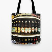 beer Tote Bags featuring Beer by Jose Luis