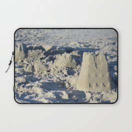 Sandcastles Laptop Sleeve