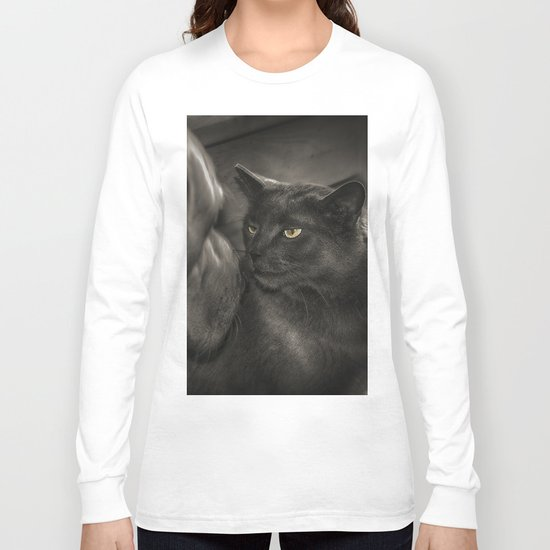 Cat Versus Dog Long Sleeve T-shirt