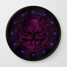 Void color Wall Clock