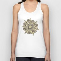 sunshine Tank Tops featuring Sunshine by Laura Maxwell