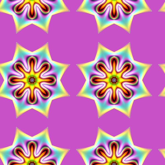 Decorative colourful silky star Leggings