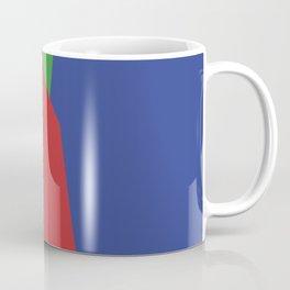Minimalism Abstract Colors #19 Coffee Mug