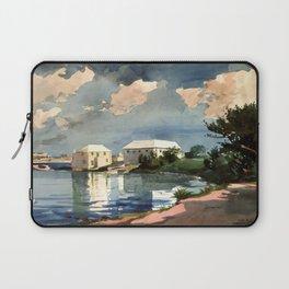 Salt Kettle Bermuda 1899 By WinslowHomer | Reproduction Laptop Sleeve
