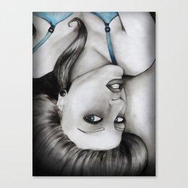 Overdose Canvas Print