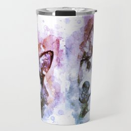 Tika'ani our Siberian Husky Travel Mug