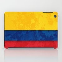 colombia iPad Cases featuring Colombia by The Traveller, Wanderlust and Me