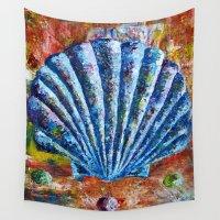 venus Wall Tapestries featuring Venus by Kris Klein