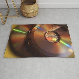 TWIN CD'S Rug