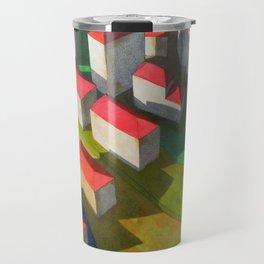 virtual model Travel Mug