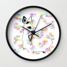 Little Bambi Wall Clock