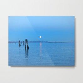 tramonti_veneziani Metal Print