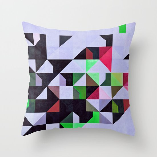 Ybsyssx Throw Pillow